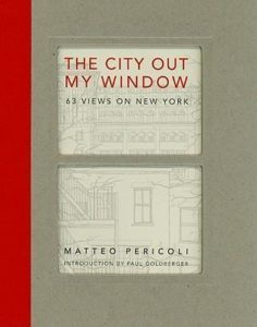 Matteo-Pericoli-The City Out My Window