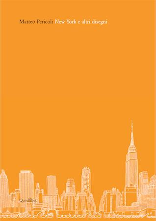 Matteo-Pericoli-New York e altri disegni