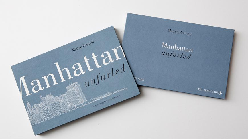 Matteo-Pericoli-Manhattan Unfurled